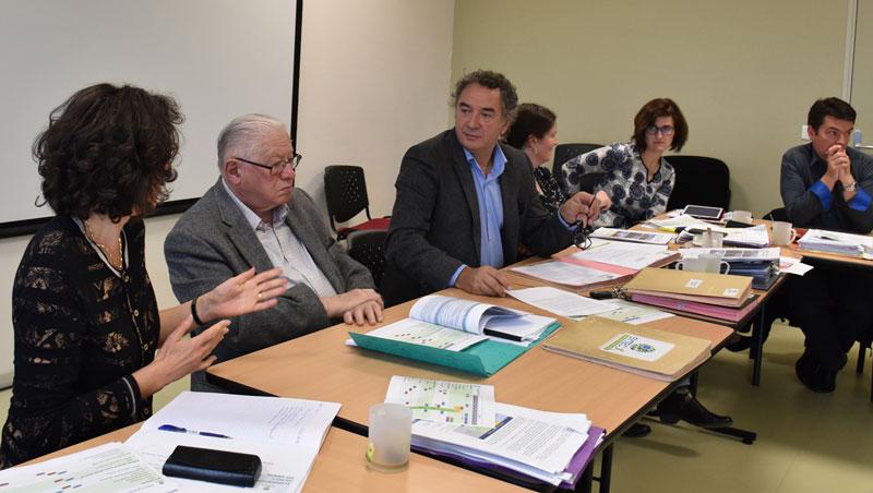 COPIL SCoT et Projet Territorial de Développement Durable