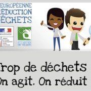 Semaine Européenne de la Réduction des Déchets 2017