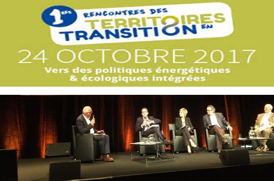 Rencontres territoriales : la transition énergétique