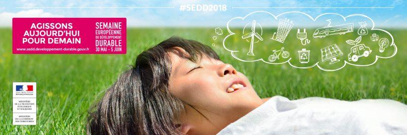 Semaine Européenne du Développement Durable : une semaine pour réfléchir et adopter des gestes qui comptent