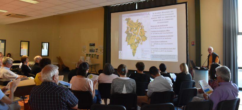 Elaboration du SCoT Est Cantal : Trame Verte et Bleue (TVB) du territoire