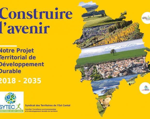 Projet Territorial de Développement Durable du SYTEC / 2018 – 2035