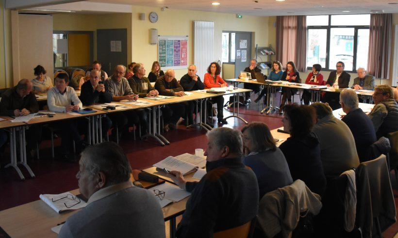 Dernier comité syndical de l'année – 21 décembre 2018 – La transition énergétique au menu