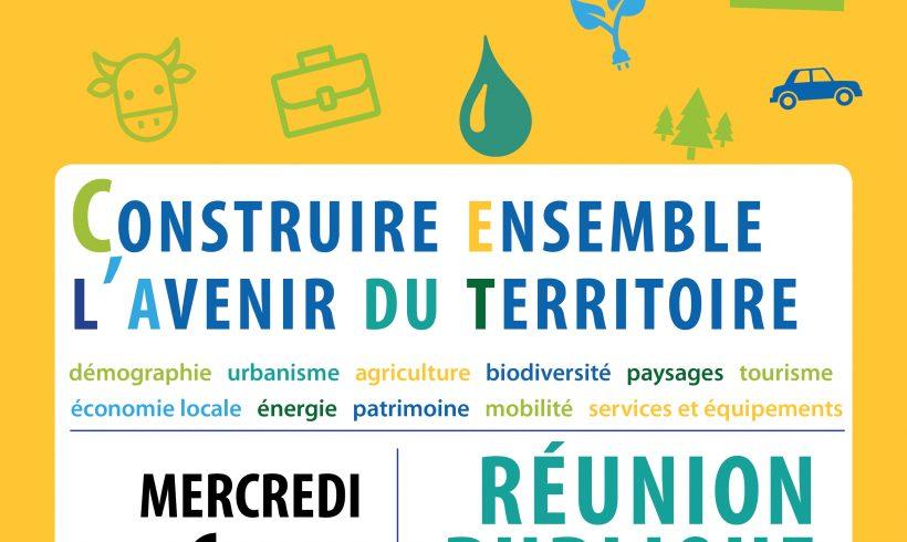 SCOT Est Cantal : réunion publique – Mercredi 6 mars Murat
