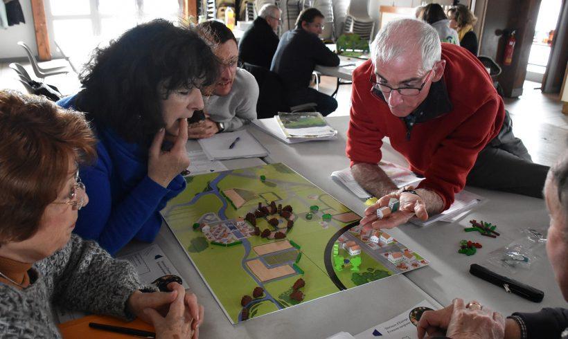 SCOT Est Cantal : les ateliers Trame Verte et Bleu