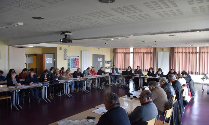 Comité syndical 18 mars : orientations budgétaires 2019