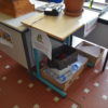 Des lycéens, engagés, agissent pour la gestion de leurs déchets