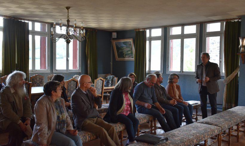 SCoT Est Cantal : le projet de SCOT présenté aux habitants à Neuvéglise