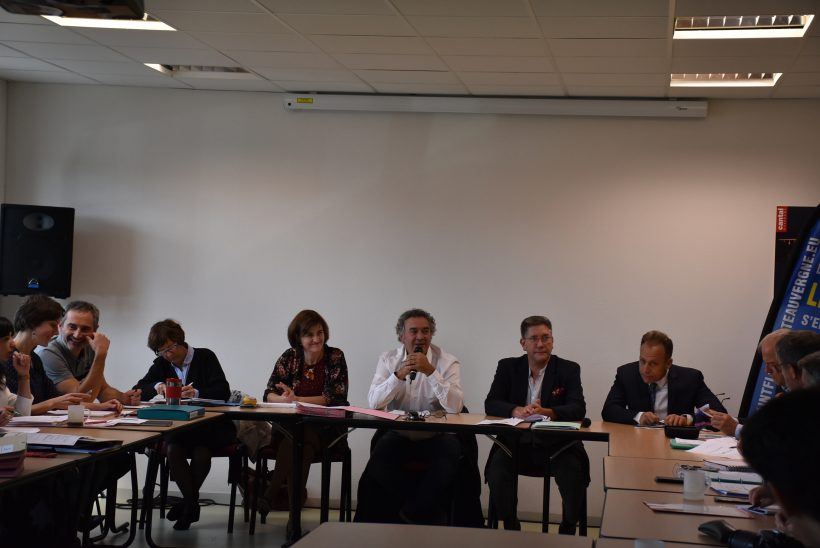 Comité de pilotage – Lancement du Contrat de Transition Ecologique