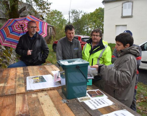 Des nouveaux points de compostage partagé en Pays Gentiane