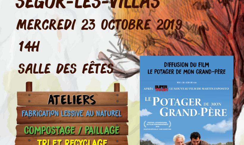 Rendez-vous dans nos communes à Ségur-les-Villas !