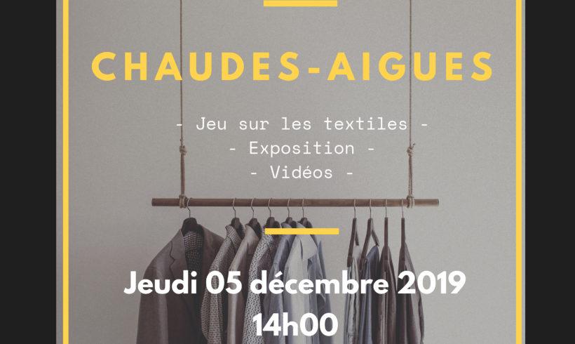 REEMPLOI DES TEXTILES – Maison des Services Chaudes-Aigues