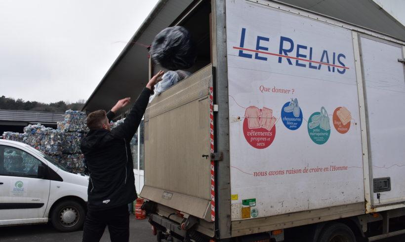 MOIS DU TEXTILE 2019 : collecte des textiles dans les communes : 2,5 tonnes collectées !