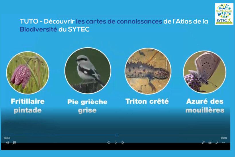 Atlas Biodiversité Est Cantal – Les cartes pour mieux connaître la biodiversité du territoire – Le TUTO