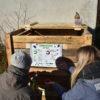 Le compostage partagé s'installe en Pays Gentiane : les communes du Claux, Trizac et Cheylade sont équipées de composteurs !