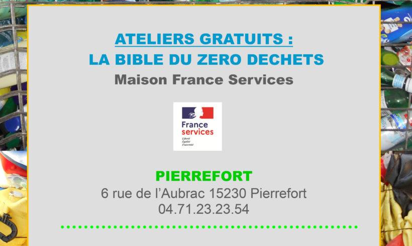 ATELIER TRI – Maison des Services Pierrefort