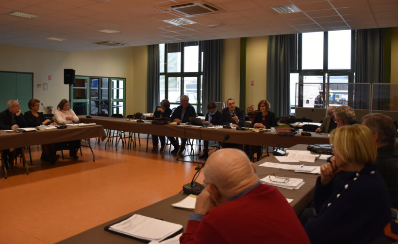 COMITE SYNDICAL – 6 mars 2020
