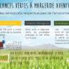 Installation du tri à Margeride Aventure