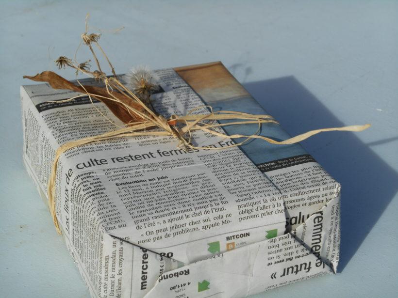 NOËL ZERO DECHETS : les petites astuces des paquets cadeaux