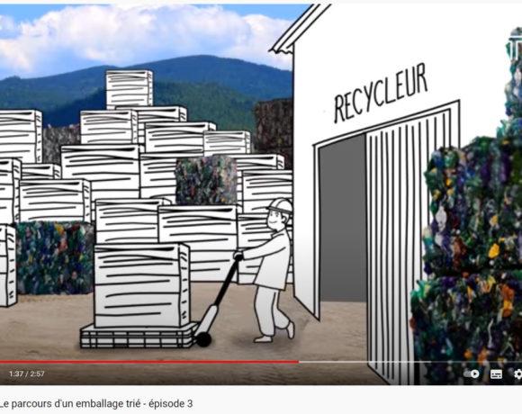 LE MOIS DU TRI – Après le tri, le recyclage – Recyclable, que deviens-tu ?