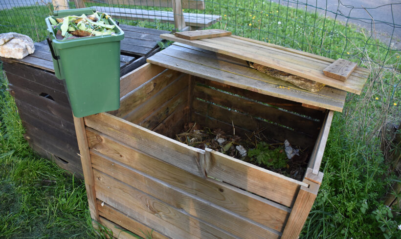 COMPOSTAGE : comment composter ?