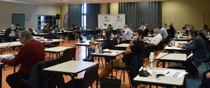 COMITE SYNDICAL : Vote des budgets 2021 : Agir ensemble pour préparer un avenir durable